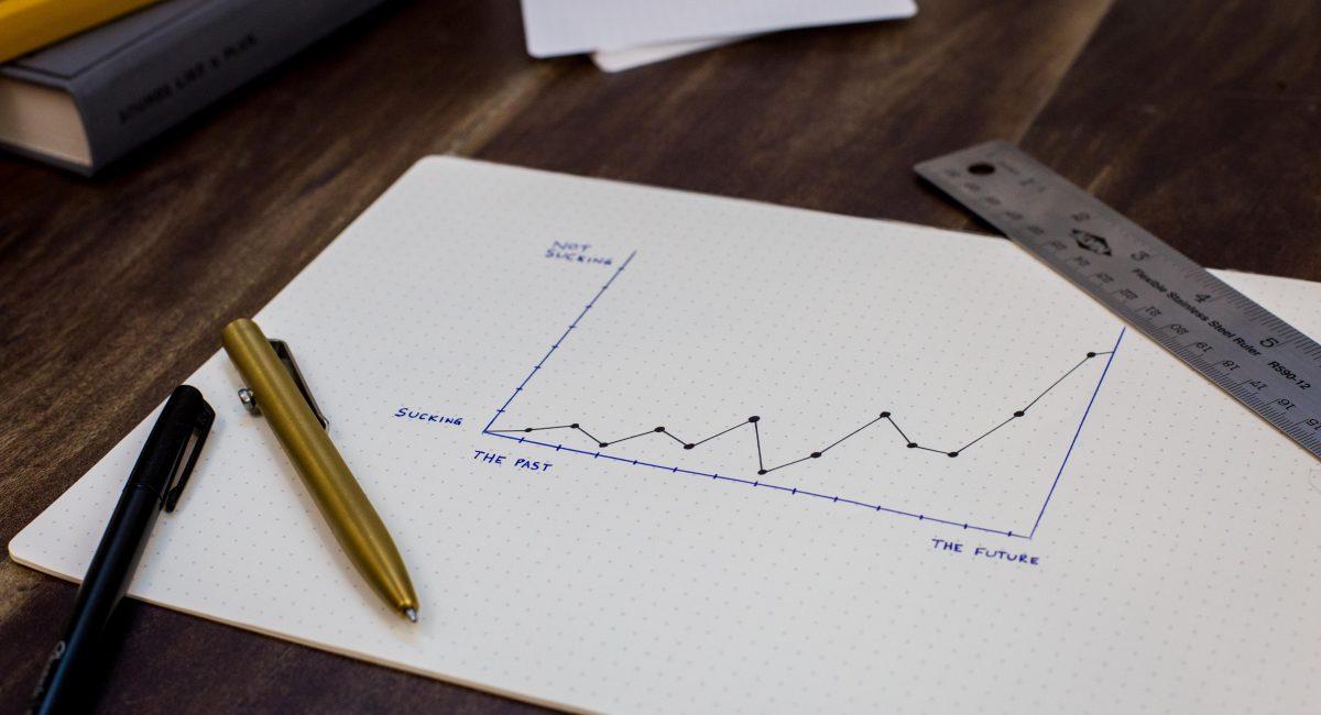 SEO søkemotoroptimalisering graf
